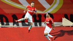 Изключителен мач за Монако