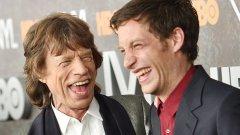 """Джеймс Джагър - син на Миг Джагър  32-годишният син на известния музикант се снима в киното от 2007-а година, но особено нашумя с участието си в първия сезон на сериала """"Винил"""" на Мартин Скорсезе, където влезе в ролята на Кип Стивънс."""