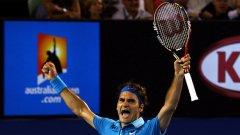 Нито титлата на Роджър Федерер, нито на Серина Уилямс, нито почти перфектното завръщане на Жюстин Енен, бяха изненадата в Австралия