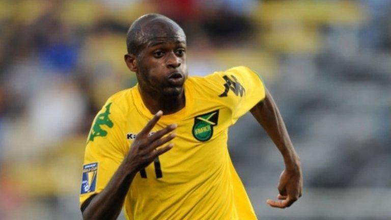 Жестока болест отне най-великия голмайстор на Ямайка само на 35