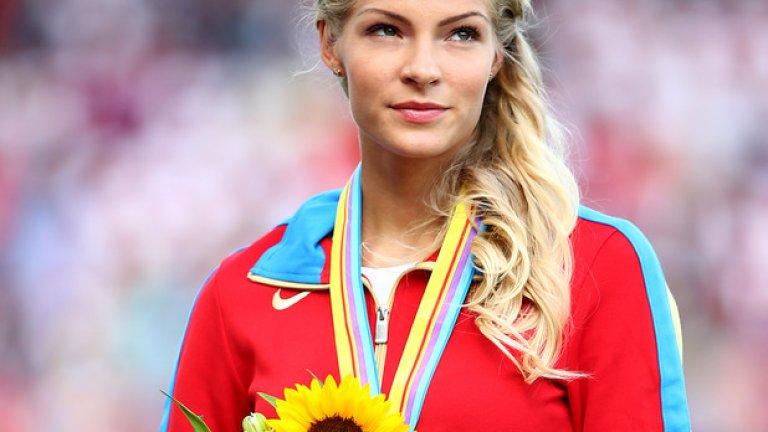 Научете повече за Дария Клишнина - единственият руски лекоатлет на Олимпиадата в Рио...