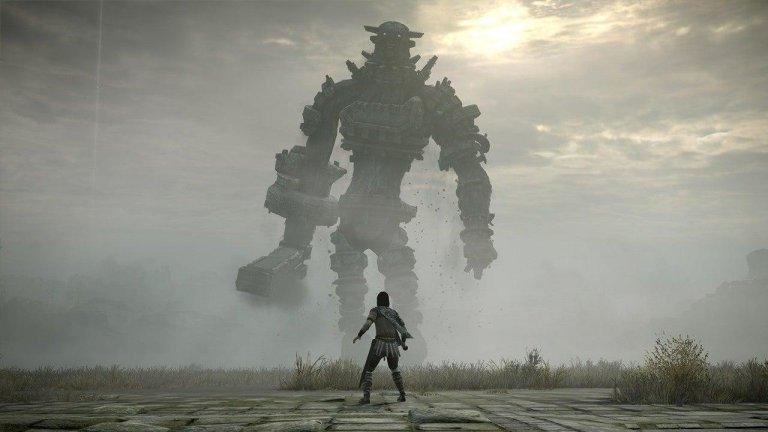 Shadow of the Colossus (2005 г.)  Всеки, който е играл този шедьовър дори само веднъж, няма как да не е запечатал в съзнанието си емоцията и епичността на Shadow of the Colossus. Играта представяше един изключително елементарен геймплей, нехарактерен за екшън-приключенския жанр - без градове и подземия за изследване, нито други персонажи, с които да взаимодействате. Просто трябваше да убиете 16 каменни гиганта. Гениалността на играта се криеше именно в нейната простота.   През 2018 г. бе пусната нейна remastered версия, приета повече от добре от фенове и критици. Нищо обаче няма да бъде по-хубаво от това да видим едно продължение, което надгражда над оригинала.