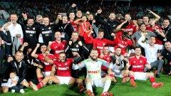 ЦСКА отново доказа, че мястото му е в Европа, а Лигата на конференциите дава голям шанс на този състав да се развие