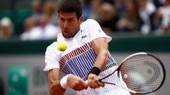 Полуфиналистът от Лондон през 2004 г. ще работи заедно с Андре Агаси.