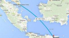 Индонезия ще поиска външна помощ за издирването