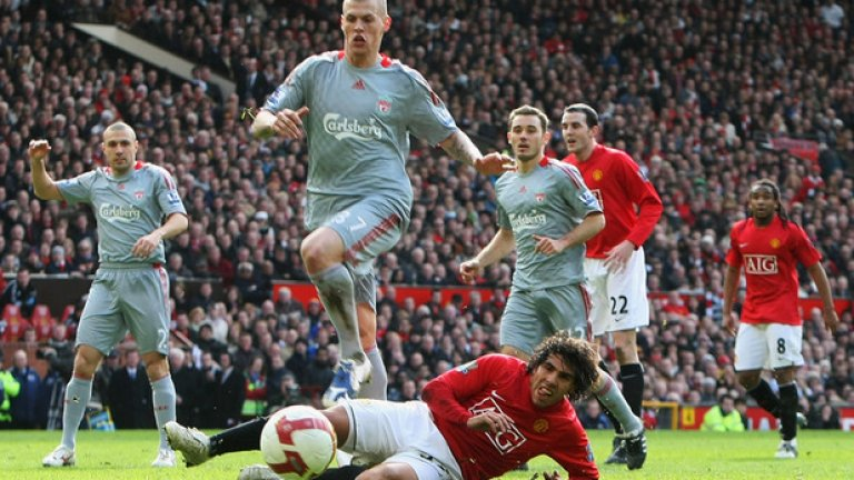 Манчестър Юнайтед - Ливърпул 1:4, Висша лига (14.03.2009 г.) Незабравим мач за Ливърпул. Торес и Джерад блестят за гостите при разгрома, но в крайна сметка Юнайтед става шампион.