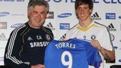 Фернандо Торес е категоричен, че е готов за новия етап в кариерата си, който е свързан с Челси