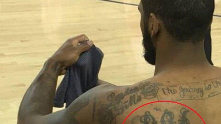 Най-странният играч в НБА е плоскоземец, който гони злите духове с градински чай и смята индианците за свое семейство