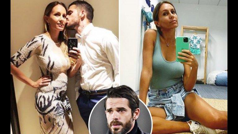 """""""Спипа го в леглото с друга"""": Тихата раздяла на тенис звезда с бивш ас на Реал Мадрид"""