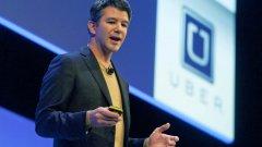 Заради множеството скандали около Uber, Травис Каланик бе принуден да подаде оставка