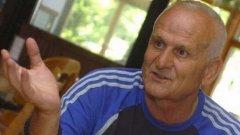"""""""Люпко Петрович няма нужда от представяне. Работил е при нас, доказано име е в Европа. На нас ни трябваше опитен треньор и мисля, че това е идеалният вариант"""", каза президентът на клуба Трифон Попов при представянето на Петрович"""