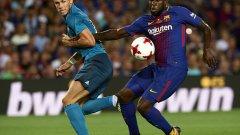 През настоящия сезон Юмтити има само пет мача за каталунците и вероятно с радост би приел ново предизвикателство в кариерата си. Порталът transfermarkt.de оценява играча на 45 милиона евро.