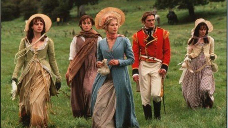 """""""Гордост и предразсъдъци"""" (2005)  В основата на сюжета на """"Гордост и предразсъдъци"""", адаптация на популярния роман, е Елизабет Бенет (Кийра Найтли), която среща самотния, богат и горд Дарси. Романтичната драма е базирана върху въпроса може ли човек да преодолее собствената си гордост и предразсъдъците си. Пайк тук има второстепенна роля - тя е една от сестрите Бенет, Джейн."""