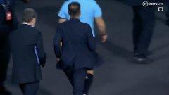Венгер защити Чоло: Той избяга, значи нещо е станало