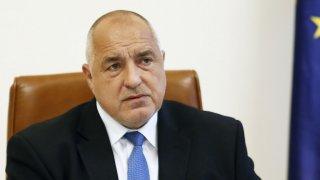 Бойко Борисов не присъства в залата на Народното събрание при заклеването на новия парламент