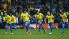 Бразилия е на полуфинал след голямо треперене и дузпи (ВИДЕО)