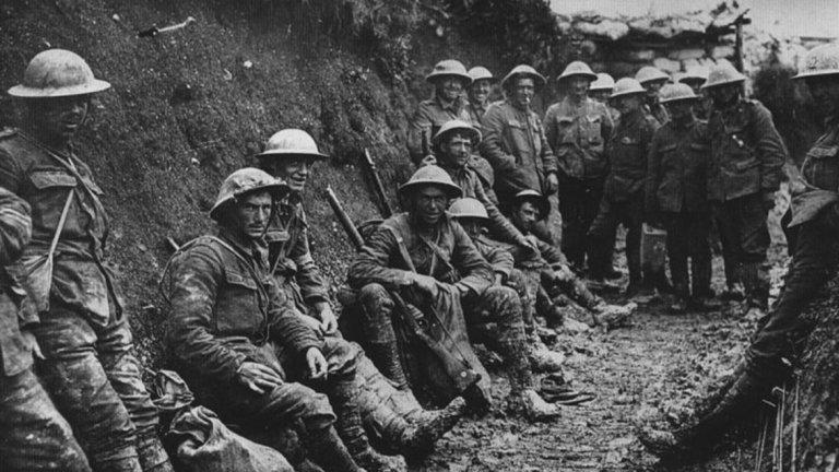 """Макар Втората световна война да е далеч по-мащабна, кървава и разрушителна, Първата световна война, наричана преди 1939 г. """"Голямата война"""", остава най-важният и съдбоносен конфликт в световната история."""