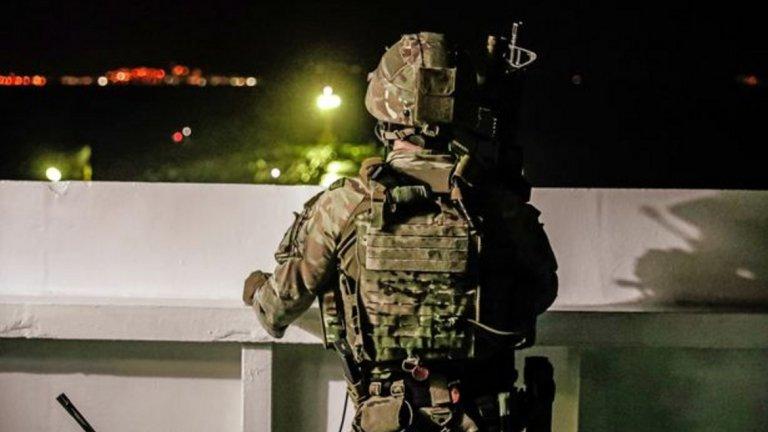 Намесата на британски военен кораб е отблъснала иранците