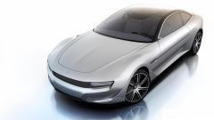 Pininfarina Cambiano ще е една от големите премиери в Женева. Снимки: списание Quattroruote