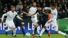 """След 0:0 в Париж, Реал все пак успя да победи ПСЖ на """"Бернабеу"""""""