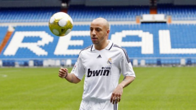 Трудно е да се повярва, че в Реал играха футболисти като Жулиен Фобер.