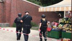 Кой е нападателят от Хамбург, убил мъж с нож
