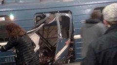 На една от станциите на метрото в Санкт-Петербург е избухнал взрив, съобщава агенция ТАСС, която цитира източници от полицията