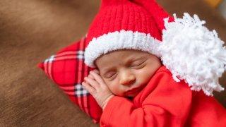 Декемврийско бебе на хоризонта: време е за празнична радост