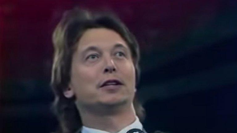 Deepfake видео показва предприемача като вокалист на група Земляне