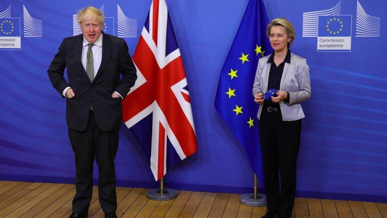 """По-рано стана ясно, че двете страни ще продължат диалога и ще положат """"допълнителни усилия""""."""