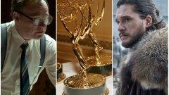 """Церемонията за връчване на наградите """"Еми"""" за 2019 г. ще се проведе на 22 септември, но вече бяха връчени т.нар. """"Еми"""" за творчески изкуства. А ето и кои сериали получиха най-много такива отличия:"""