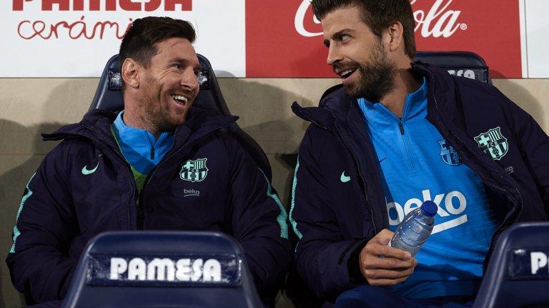 В Барселона футболистите имат твърде много власт. Както е тръгнало, тарторите ще поемат напълно контрола и няма да има кой да им възрази