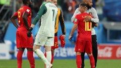 """""""Предпочитам да загубя с Белгия, отколкото да спечеля с тази Франция"""", каза Азар"""