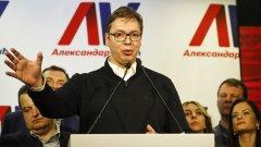 Президентът Александър Вучич взе решението да не поставя Белград под карантина