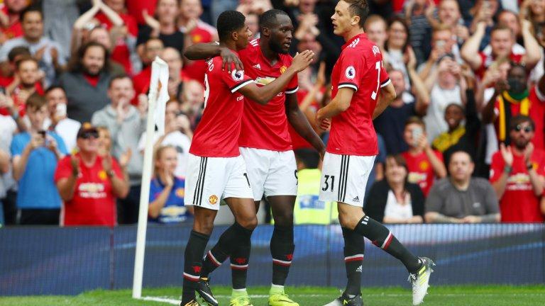 Манчестър Юнайтед похарчи 309 млн. паунда за нови футболисти и даже спечели трофей - Лига Европа под ръководството на Жозе Моуриньо