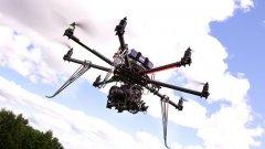 Идеята на Джеф Безос за доставки по въздуха с дрони