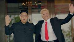Южнокорейски поп певец се пошегува с КНДР и САЩ