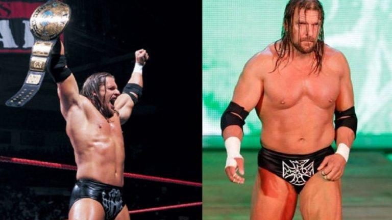 Трите Хикса  Когато изгря през 90-те, той се отличаваше с невероятна физика, но постепенно възрастта започна да си личи и към края на 2000-те, когато Трите Хикса наближаваше 40 г., той вече не изглеждаше така, както бяхме свикнали да го виждаме. Все пак това няма как да разклати статута му на емблематична личност за WWE.