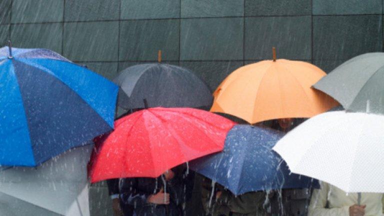 Жълт код за бури в София и още 9 области