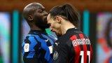 От герой до грешник: Златан провали Милан, Интер спечели драмата за Купата