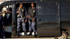 ЮАР ще осигури сигурността на световното първенство с помощта на над 41 000 полицаи и военни