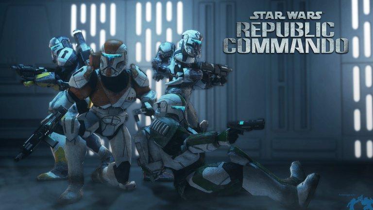 Star Wars: Republic Commando (2005 г.)