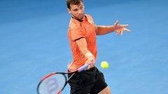 Полуфиналът на Григор Димитров ще бъде излъчен пряко по Eurosport