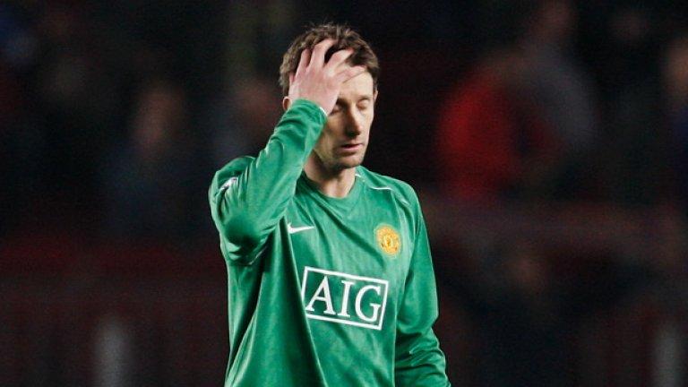 Едвин ван дер Сар – 2 милиона лири Идването на Ван дер Сар в Юнайтед беше изненада, с оглед на това, че той вече надхвърлил възрастта за трансфер в клуба. Но Фулъм осигури брилянтно попълнение в състава на сър Алекс.