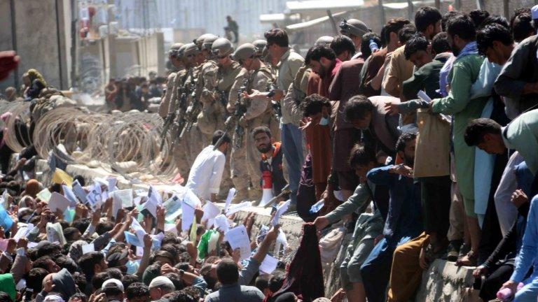 Байдън се закани на ответен удар срещу ИДИЛ