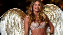 Даутцен Крус е 30-годишният супер-модел на Холандия. Тя е от Ийстермар и става световноизвестна като един от ангелите на Виктория Сикрет през 2008-та  Вижте в галерията останалите топ модели на Европа за 2015-та