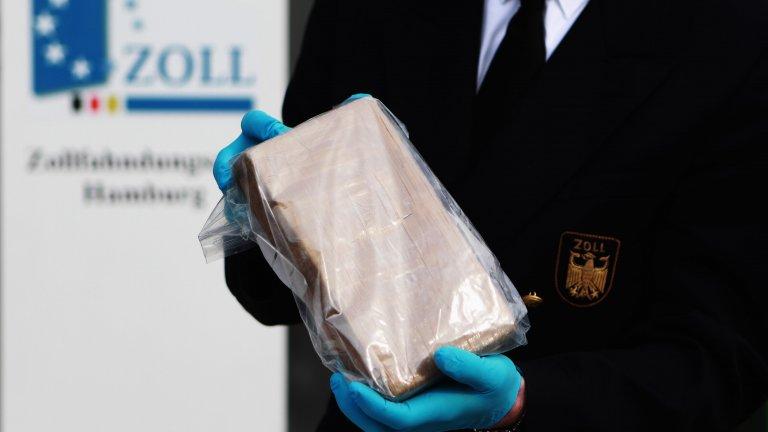 Властите са задържали над 23 тона от наркотика