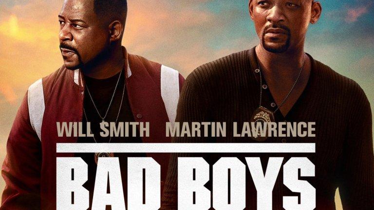 """""""Лоши момчета завинаги"""" (2020 г.) Продължение на: """"Лоши момчета 2"""" Години разлика: 17  Лоши момчета, лоши момчета, какво ще направите... когато Уил Смит и Мартин Лорънс остареят твърде много? В действие влиза сюжетът с наследниците им, както и с младата кръв, далеч не така харизматична. Но в случая с продължението на екшън комедията, връщането на Смит и Лорънс към ролите на детективите Майк Лаури и Маркъс Бърнет беше по-скоро успешно."""