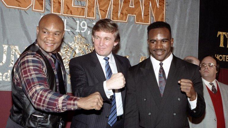 Той е от 55 години на върха на бокса, дъвче канабис за дълголетие и знае, че Доналд Тръмп е мръсник