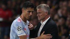 Легенда обясни какъв е проблемът на Юнайтед дори когато Роналдо бележи